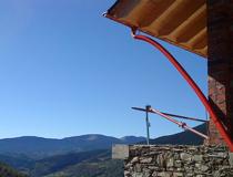 Casa tradicional en Serrat