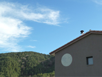 Casa Nova de la Carola en Ripoll