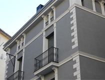 Rehabilitación edificio en Ripoll
