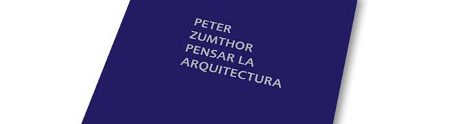 Pensar l'arquitectura