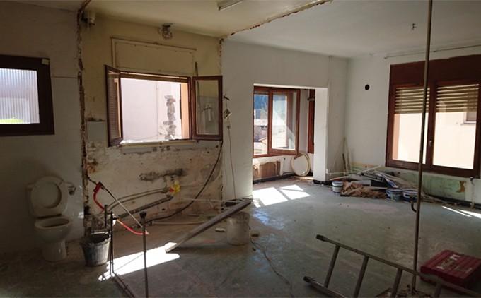 comencem nova reforma casa a ripoll PAM projectes